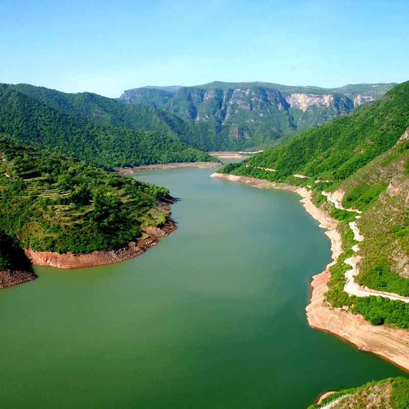 甘肃平凉旅游景区 崆峒山弹筝湖景点游船单程门票